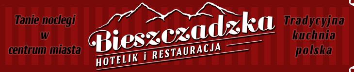 BIESZCZADZKA - Hotelik i restauracja