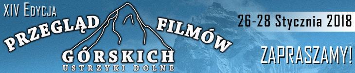 14 Przegląd Filmów Górskich